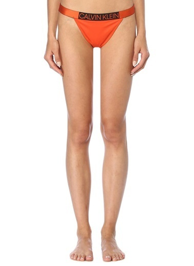 Calvin Klein Bikini Alt Kırmızı